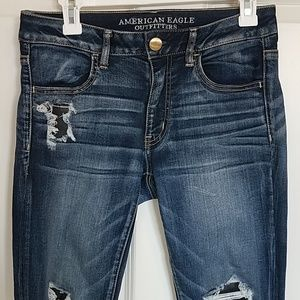Good American Eagle Outfitters jeggings